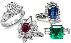 ダイヤ・宝石類
